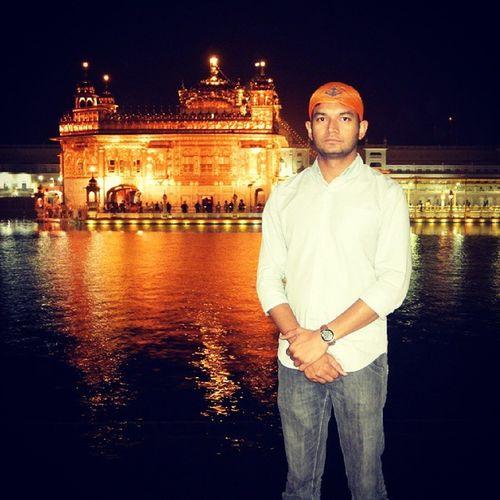 Goldentemple Waheguruji Khalsa Fateh Incredibleindia Indiabeginshere Beenthere Virendrasinh Mahida Travel Spiritual