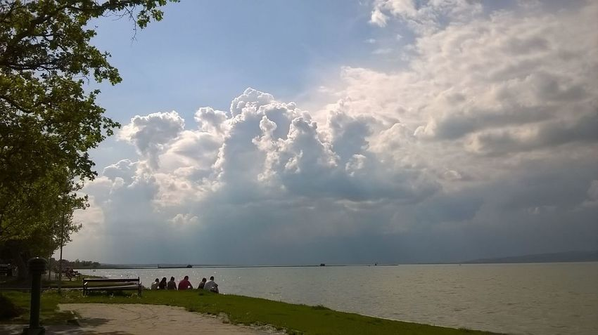 Beauty In Nature Cloud - Sky Day Nature Outdoors Sky Tourism Water