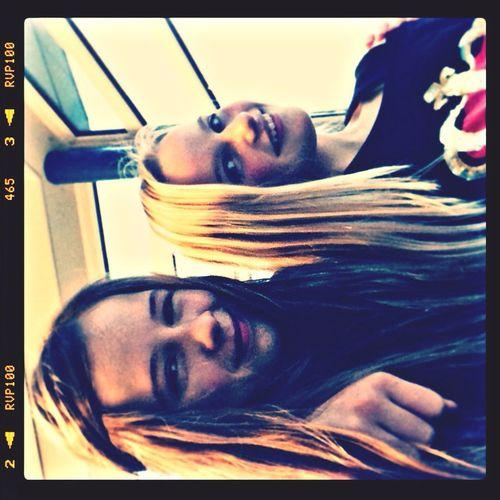 With Bestieee! LoveU sgatjee Vrienden