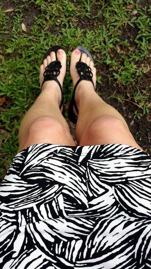 My work outfit today Ootd Fashion Zebra Print