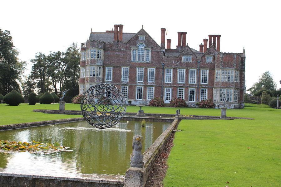 Burton Agnes Hall Yorkshire