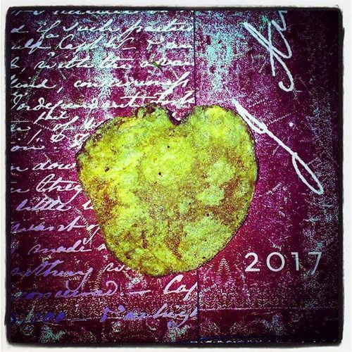2017 Pink Writing Close-up Crisp Crisp Heart Day Diary Directly Above Freshness Heart Heart Shapes Hearts Heartshape Heartshaped Crisp Heartshapes Indoors  Nature No People Textured