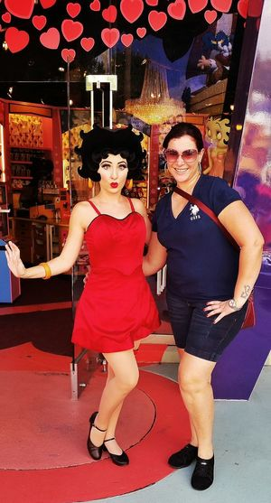 My mom and Betty Boop on Magic Kingdom Vacation Destination Vacation Time Orlando Florida Orlando, Florida- Disney Disney Photography Best Eyeem Pics Samsung Galaxy S6 Awesome Performance EyeEm Gallery Eyeemphotography Check This Out Photooftheday Original Experiences Hello World Self Portrait Mother Hanging Out Magic Kingdom