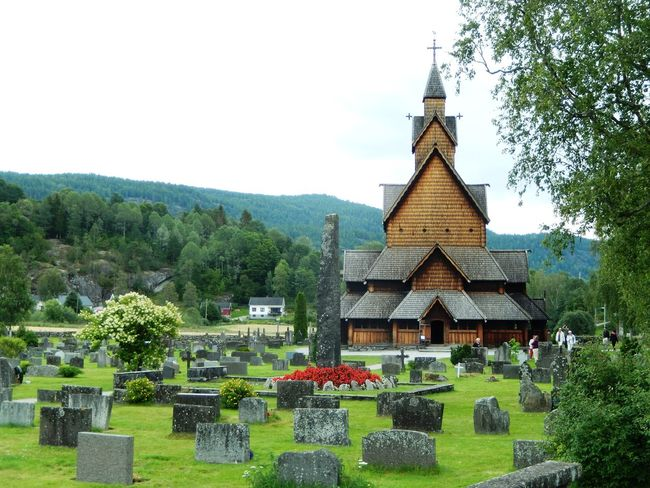 Architecture Cemetery Church Norway Norwegen Religion Spirituality Travel Destinations