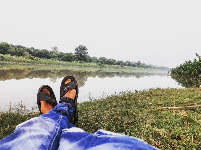Human Body Part Shoe Human Leg Water Lake One Man Only Nature Sky Reflection Low Section Photoshooting Shoot Outdoors That's Me Enjoying Life Simplelife Moments Waiting Lifemoment Hello World Nature Personal Perspective One Person Men