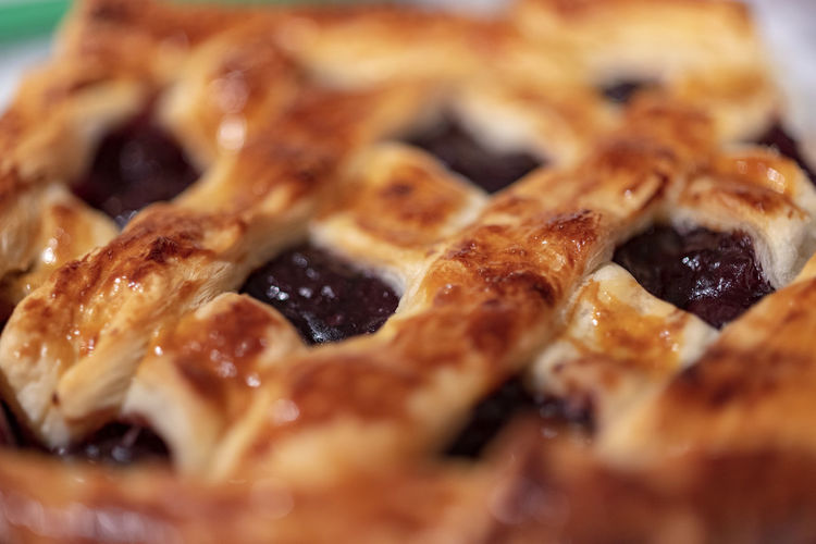 Food Food And Drink Freshness Selective Focus Close-up No People Baked Full Frame Indoors  Ready-to-eat Still Life Indulgence Sweet Food Backgrounds Dessert Fruit Unhealthy Eating Pizza Bread Brown Temptation French Food Pepperoni Pizza Cherry Pie