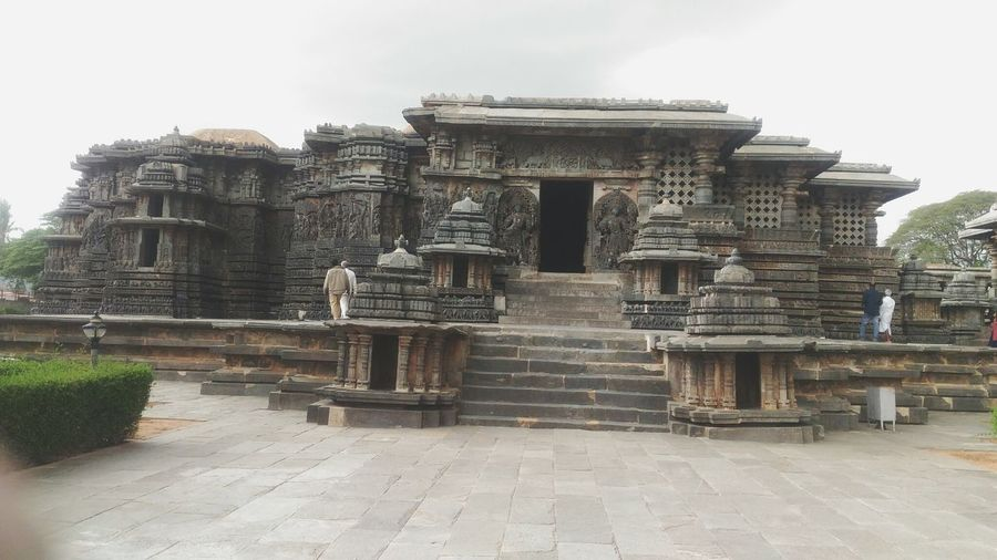 Old Ruin Architecture Travel Destinations Ancient Ancient Civilization History Stone Material Carving - Craft Product Built Structure Tourism Travel Hoysala Hoysala Dynasty Karnataka Historical Monuments Outdoors