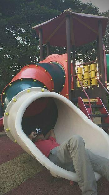 No Fil. Playground Outdoor Play Equipment Day Outdoors Childhood Water Slide Malaysia Pahang Raub Asus AsusPixelMaster Asuszenfonemaxphotography Zenfonemalaysia Men Portrait EyeEm Best Shots EyeEm VSCO Vscomalaysia Asuszenfone Zenfonemax Photography Asusphotography EyeEm Gallery EyeEmBestPics