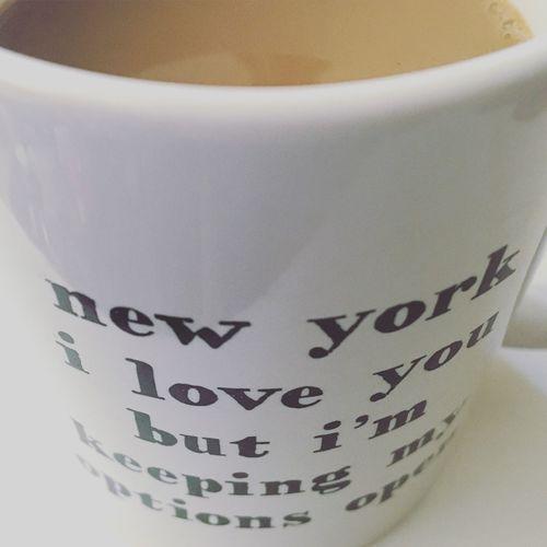 New York Mug Mug Coffee Mug Coffee To Stay New York City
