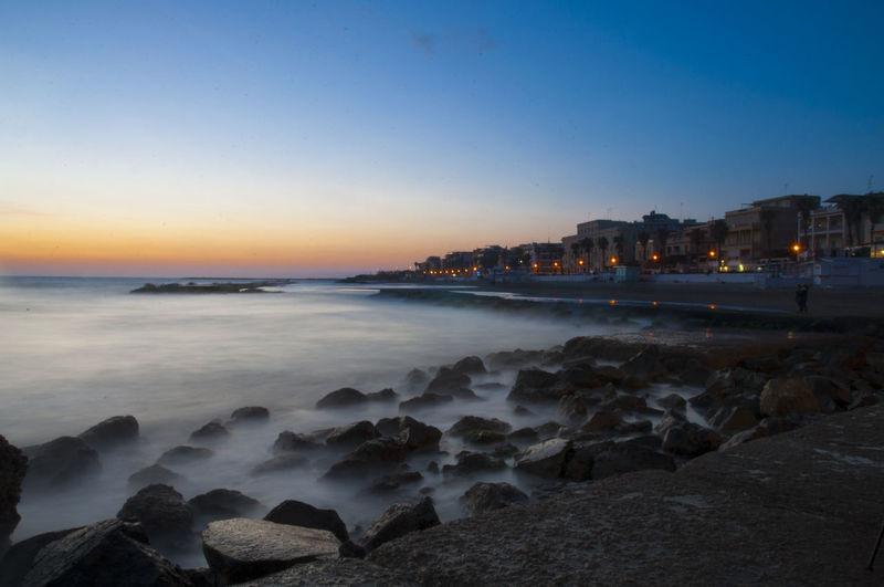 Anzio Anziobeach Italy Landscape Sea Sea And Sky Seascape Sunset Waves Tramonto Mare Spiaggia Paesaggio Beachphotography
