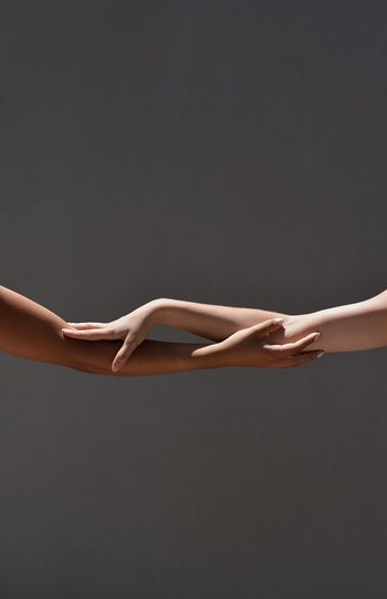 Togetherness Minimalism Minimal Union Peace Contrast EyeEm Gallery EyeEm Selects EyeEm Best Shots The Week on EyeEm Hands Togetherness 10 Equality Conceptual The Still Life Photographer - 2018 EyeEm Awards The Creative - 2018 EyeEm Awards Human Body Part Human Hand Balance Flexibility Hand One Person Copy Space Gray Background Body Part Elégance A New Beginning 50 Ways Of Seeing: Gratitude