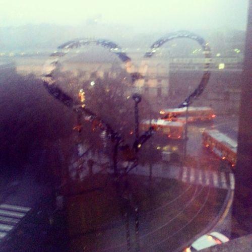 mancanze Love Distance Milan Rain On The Window
