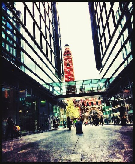 Modern and Period London city Cityscapes EyeEm Best Shots Urban Architecture Urban Geometry
