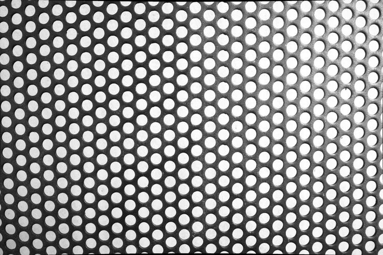Pattern, Texture, Shape And Form Circular Circular Pattern Textures and Surfaces Textures And Patterns Metallic Metal Metal Circle Metallic Surface Mettalic Backgrounds Textured  Pattern Full Frame Abstract Textured Effect Close-up Honeycomb Metal Grate Iron - Metal Sheet Metal Grid