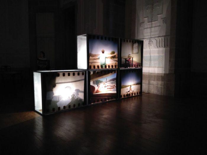 old photos, always a reminder. EyeEm Selects HUAWEI Photo Award: After Dark Illuminated City Film Industry Prison Film Studio Modern Art