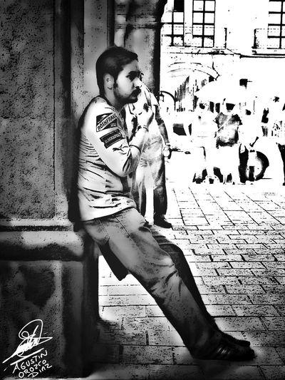 Black & White Grises People Photo By Agustín Orozco Díaz - 2013