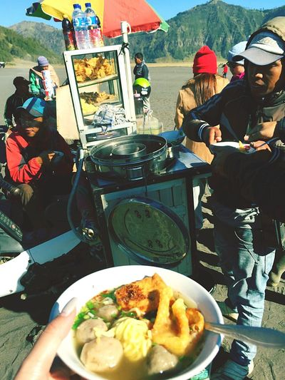 Bakso Mt.Bromo Indonesiafood Wonderful Indonesia