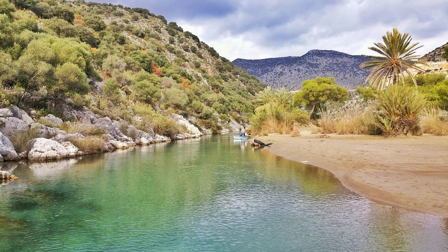 Lycianway Water Mountain Nature Day Outdoors Adventure Tree Full Length Travel Destinations Beauty In Nature Landscape Sky Beauty In Nature Turkey Nofilter Demreantalya EyeEmNewHere First Eyeem Photo Lost In The Landscape Perspectives Perspectives On Nature
