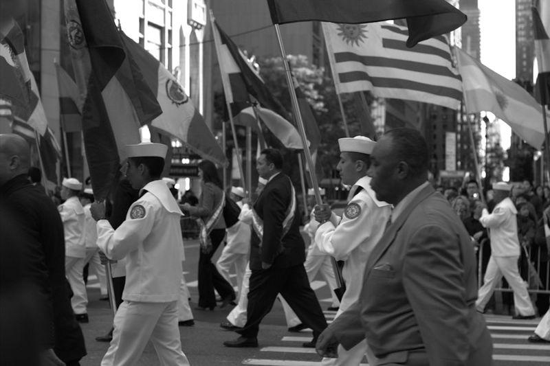 Newyorkcity Hispanic 5th Ave Parade