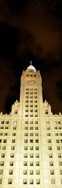 Chicago Wrigley Building Apartment Architecture Building Building Exterior Built Structure City Courthouse Government Illuminated Low Angle View Nature Night No People Office Building Exterior Outdoors Sky Skyscraper Tall - High Tourism Tower Travel Travel Destinations