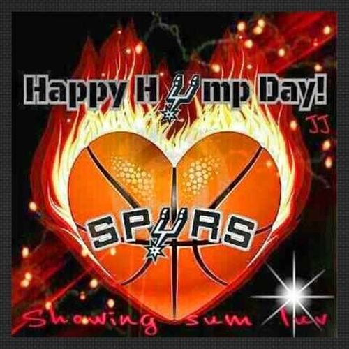 Game 2 ... GO SPURS GO ! SPURSSPIRIT Check This Out Enjoying Life Hello World