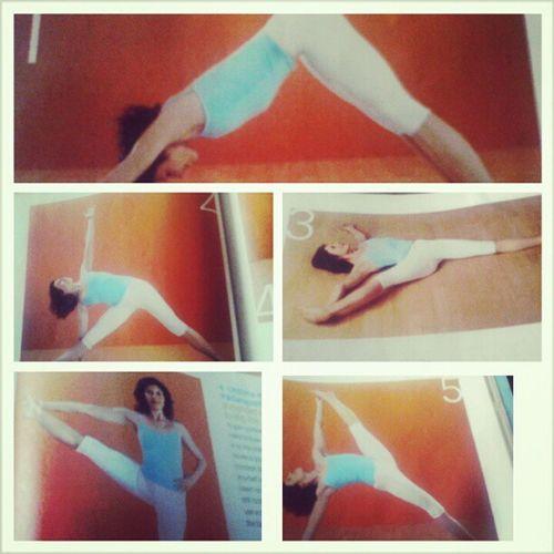 Let's do YOGA Yoga Rutine Easytodo Stepbystep relaxing good healthy yogapower