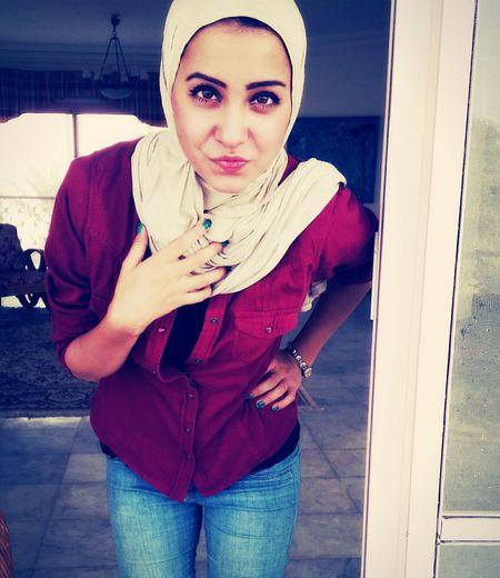 Hijab Style Hijabfashion Lady Hijab