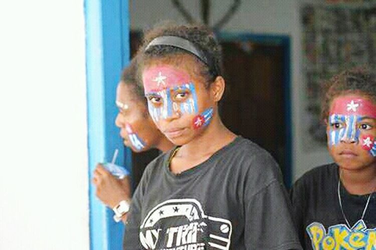 West Papua Culture West Papua People Papua Free Of Indonesia Colonial West Papua Want To Free Of Indonesia Colonial. West Papua Politic Of Freedom West Papua Flag Patriotism Countrylife Social Issues West Papua Women West Papua Girl