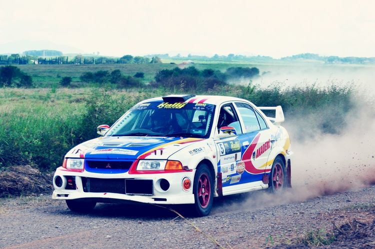 The Drive Outdoors Racecar Motorsport Racing Photography Sports Photography Motosports Mode Of Transport LancerEvo Rally Day Rally Car Rallygallery RallyArt Racing Car Evo5 Car Offroad