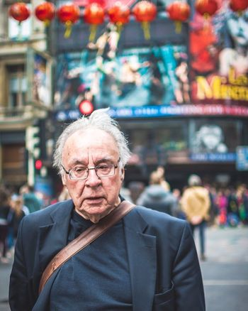 London background colours Senior Adult Eyeglasses  Focus On Foreground Real People Looking At Camera Senior Men Portrait One Person Outdoors Lifestyles Men City Standing One Man Only Day London London Lifestyle People Street Photography Streetphotography The Street Photographer - 2017 EyeEm Awards EyeEm LOST IN London Postcode Postcards