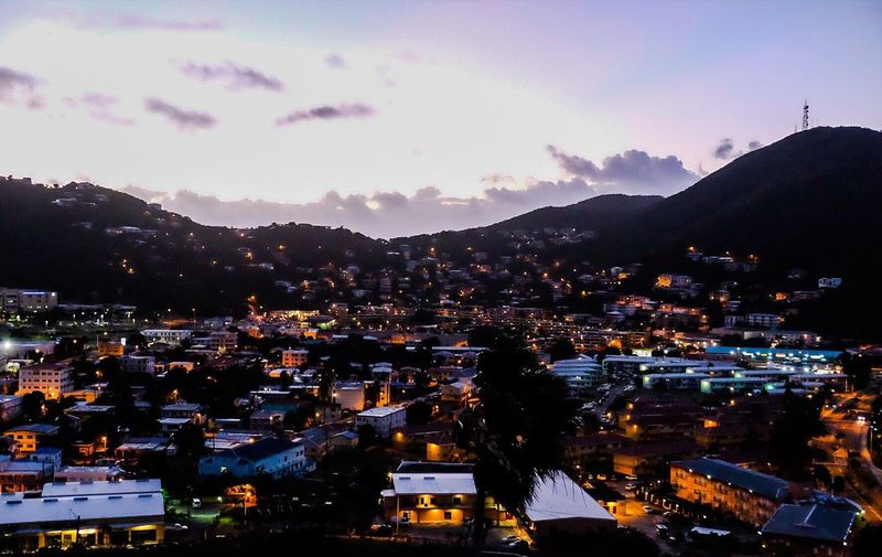 Dawn Comes to Charlotte Amalie Caribbean Life FUJIFILM X-T1 U.S. Virgin Islands Bluebeard's Castle USVI Charlotte Twilight Travelphotography St. Thomas, Virgin Islands Hello World IPad Edit St. Thomas Charlotte Amalie Night Lights Light And Shadow Caribbean Kate Hannon Travel Photography Travel Usvi Outdoors Enjoying Life