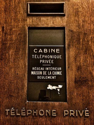 IPhone5 ProCamera 8 Snapseed Skrwt ~ Vieille Porte Cabine Téléphonique