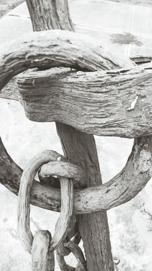 Textures of the old Anchor
