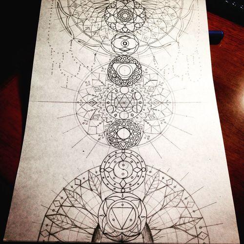 曼荼羅 マンダラ Mandalas Mandala Art YohkoAmaterraArt Chakra  My Art Work Drawing My Art
