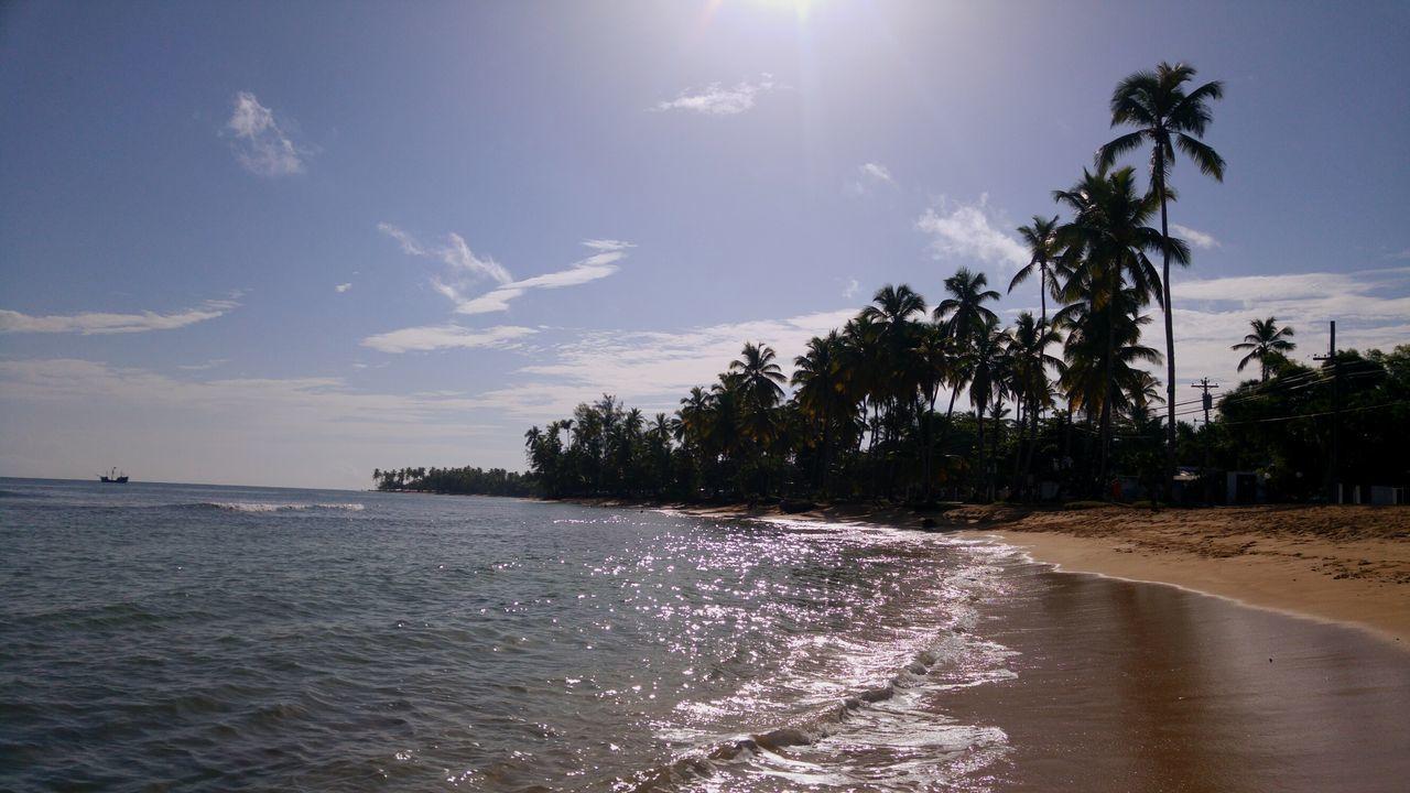 Playa Beach Beachphotography Sand Island Caribbean Dominican Republic Las Terrenas Playa Bonita Islandlife Tropical Morning Walk Paradise Tourism Being A Beach Bum