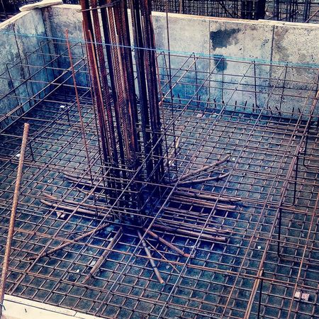 Steel Reinforcement Bar Civil Engineer Engineering Science Work India Industry Construction Work Complexity Rebar Steel India Civil Engineering Design