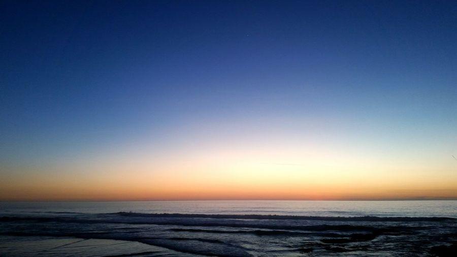 Beachphotography Sunsetporn Sunsetlover Sunset_collection Beautiful Sunset Countdowntosundown 3..2..1 Sundown...♥ Feeling Blue Colbat Blue By Motorola Ocean_Collection ~~ EyeEm Best Shots - Sunsets + Sunrise Landscape_photography Enjoying The View Nightphotography