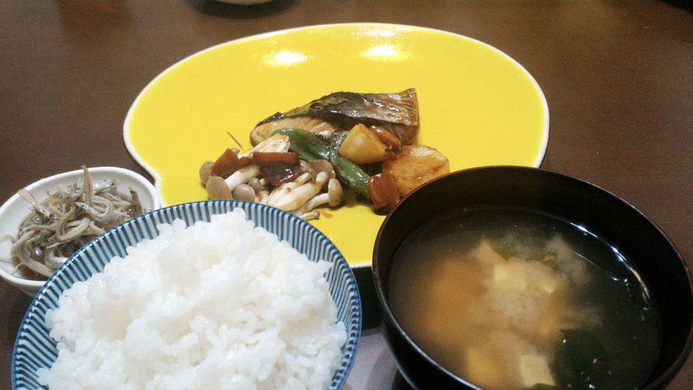 夕食 ごちそうさまでした。