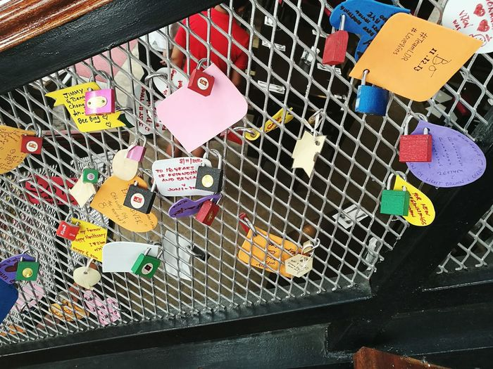 Love, messages, happiness, key, heart, lock, happy, blessings, multicolored, angles, nopeople, Multi Colored High Angle View Day No People Communication Outdoors Variation Close-up
