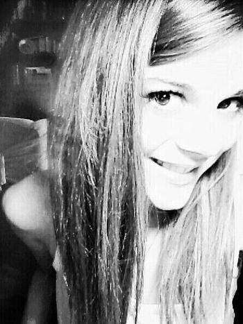 Black & White Smile ✌ Longhair Eyes