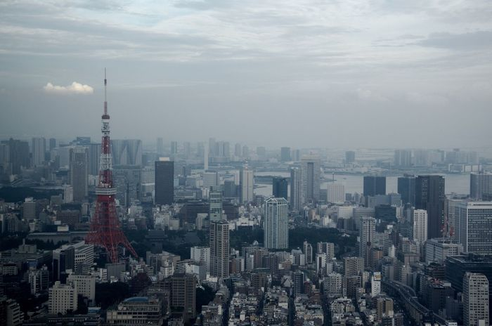 Architecture Battle Of The Cities City Life Cityscape Japan Skyline Tokyo Tokyo Tower Urban Skyline