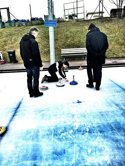 Ice Cold Fun Bavarian Curling Kids Competition Gapa1516