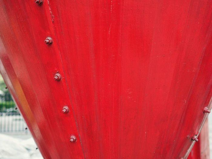 Red Close-up No
