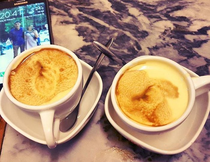 Take Your ❤, and make it HAPPY ...☕☕ Eggcoffee Cafegiang Firstdayofmonth Handbyhand 🐥🐷