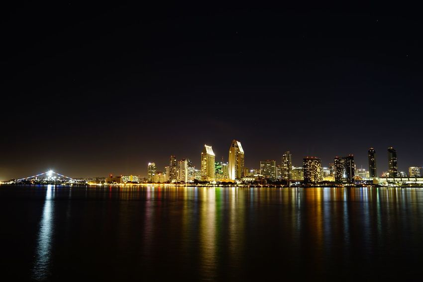 San Diego Downtown Cityscapes