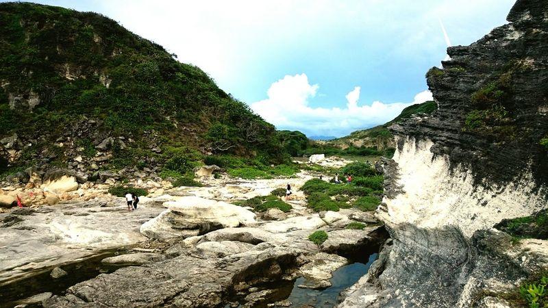 Trekking #travelling #sightseeingRock Formation
