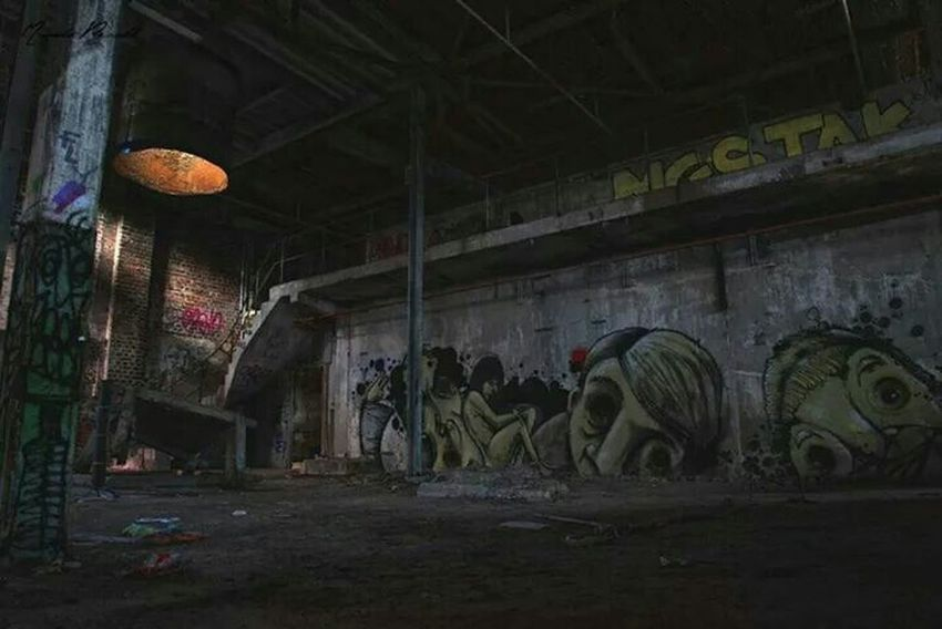 Taking Photos Urbex Graffiti Abandoned Buildings Abandoned Places Check This Out
