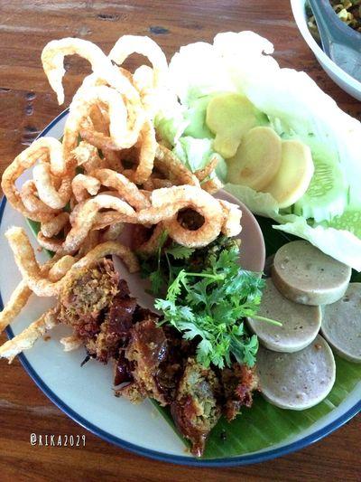 ออเดิร์ฟเมือง The northern part's Hors d'oeuvres Hors D'oeuvres Thai Food
