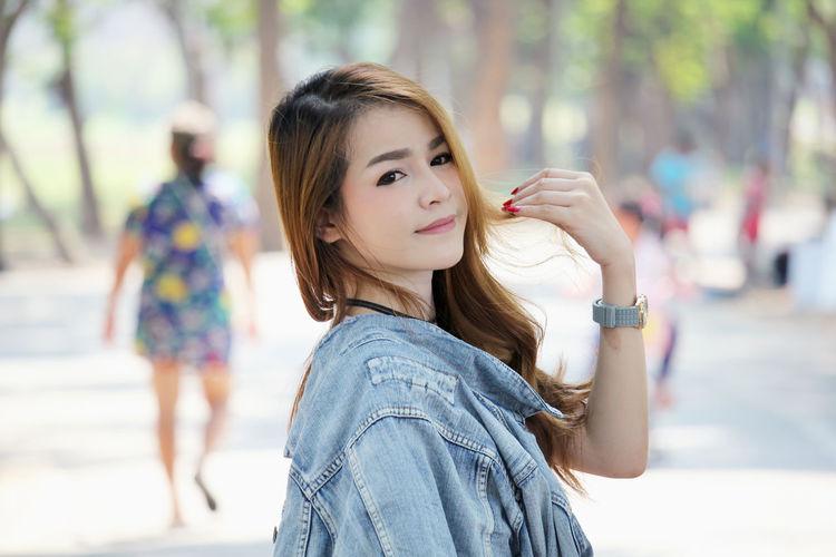 Beautiful Asian