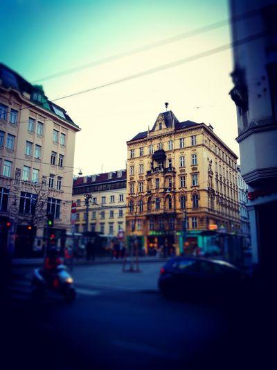 Vienna City Sky